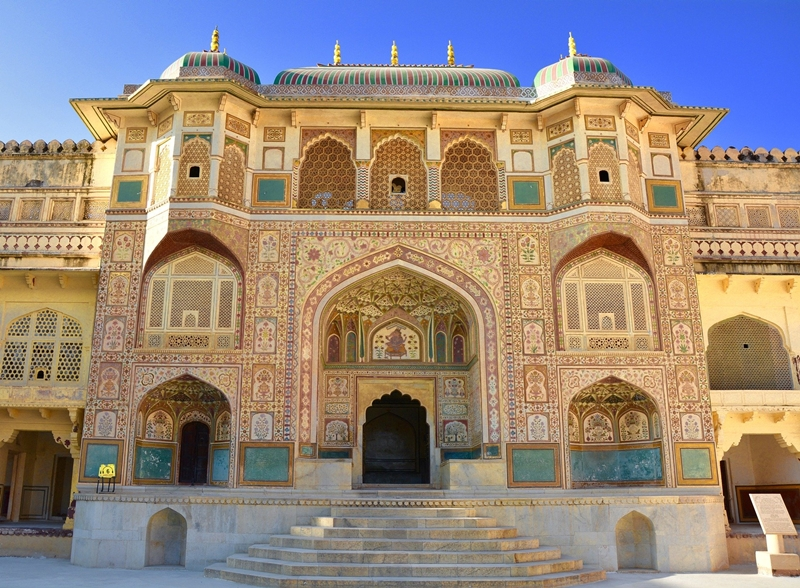 Amber Fort. (Photo: Pixabay)