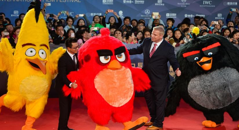 The Angry Birds Movie 2 Is Action Packed Entertaining Ians