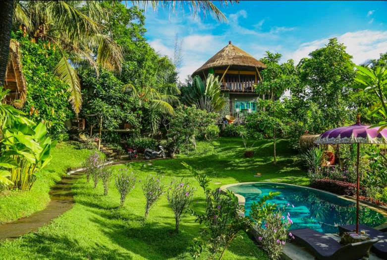 Balian Treehouse, Bali, Indonesia