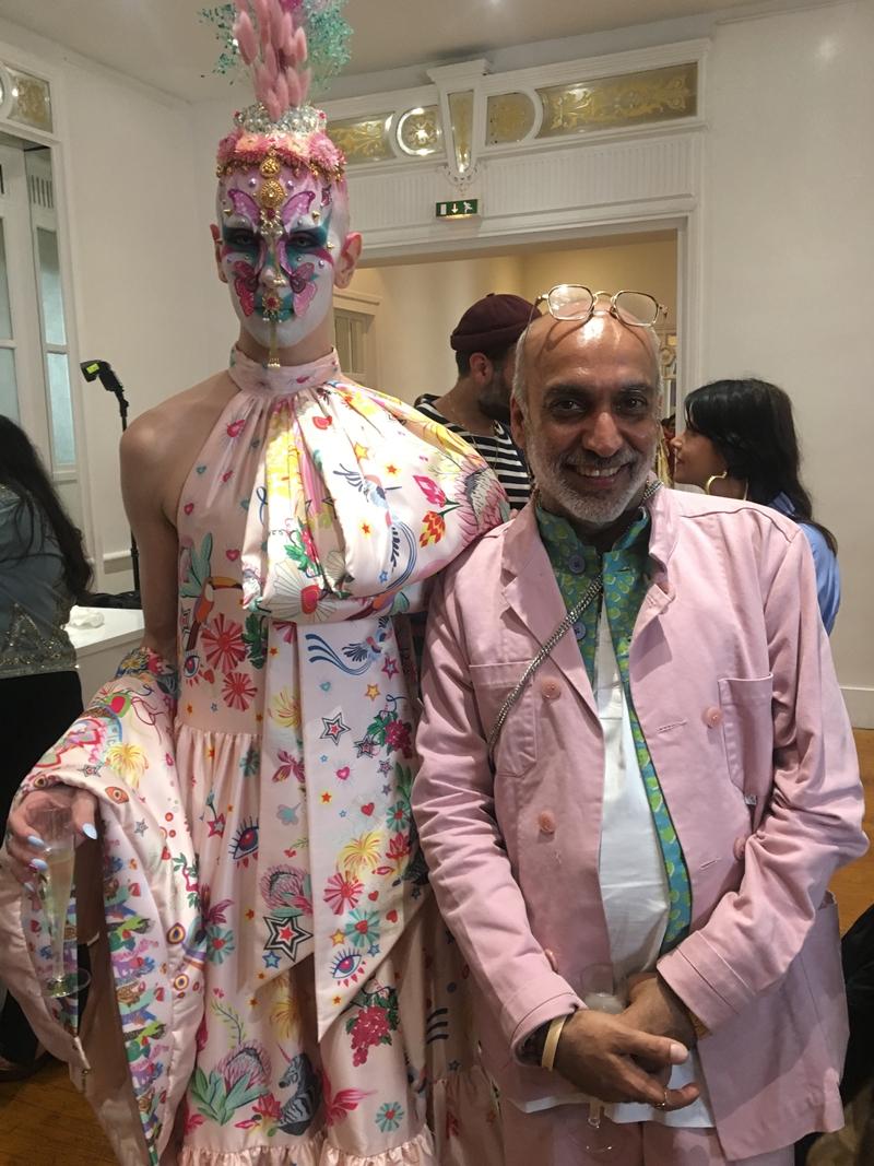 Manish Arora At Paris Fashion Week Ians Life