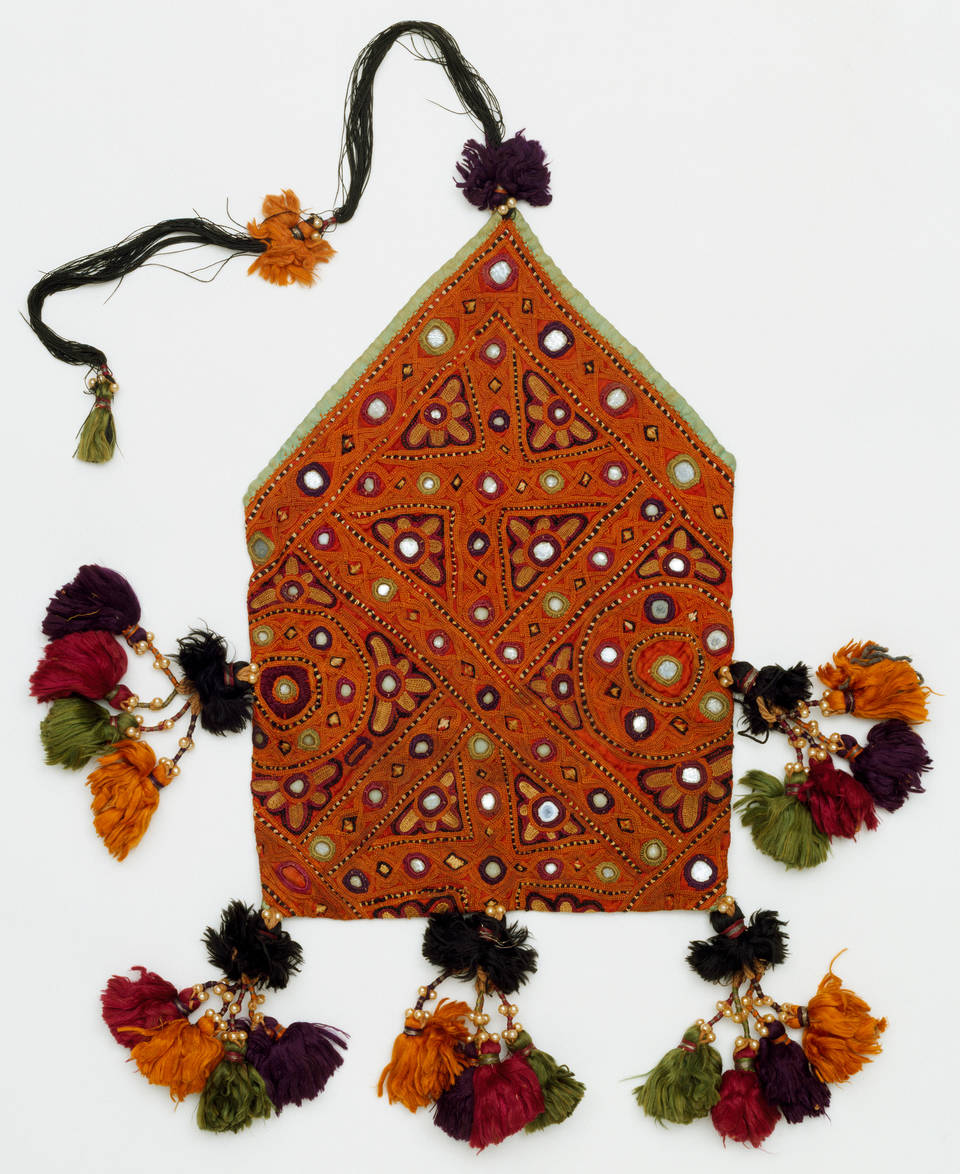 Dowry bag (bhujki), mid 20th century, Sindh, Pakistan
