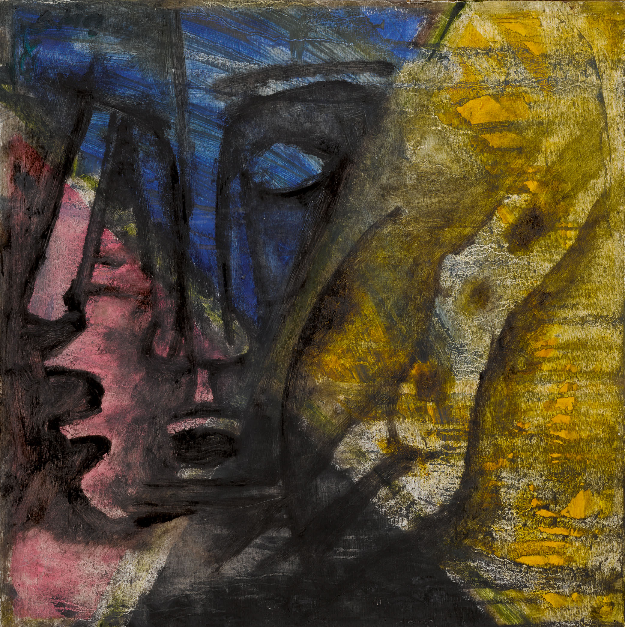 N10333, Lot 4, Maqbool Fida Husain