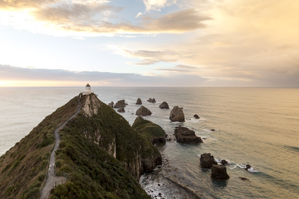 Nugget Point The Catlins. Credits: Graeme Murray