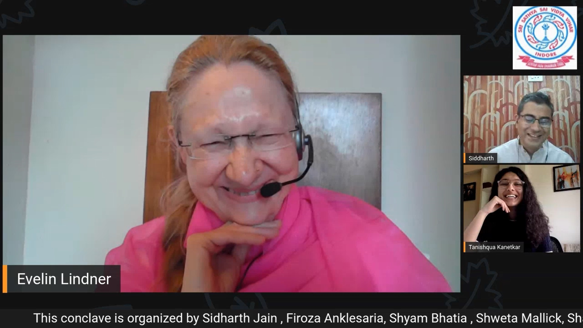 Psychologist Evelin Lindner