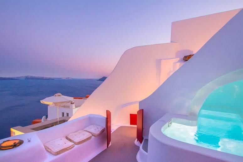 Hector Cave House, Santorini, Greece