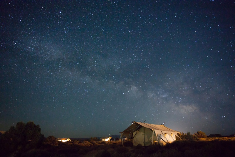 Jaisalmer: Starry night camping