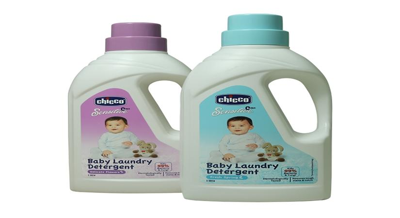 Chicco baby laundry detergent