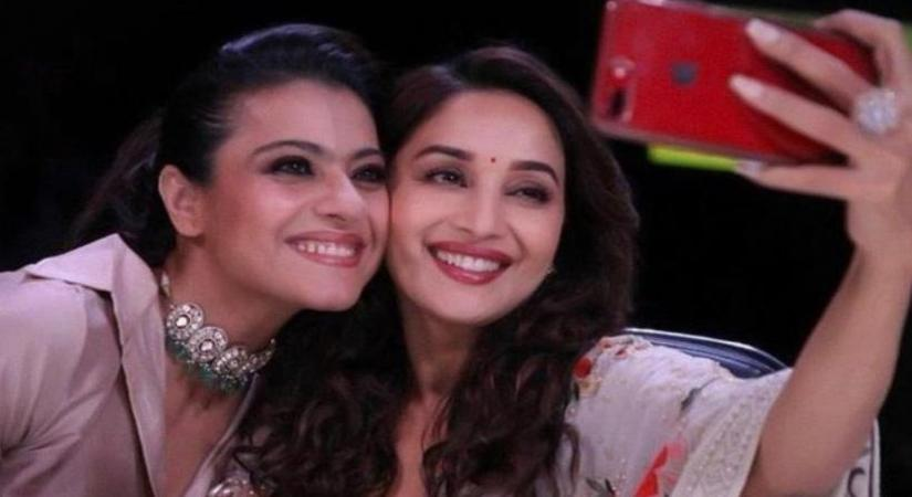 Kajol's tips on how to spend time amid lockdown impresses Madhuri.
