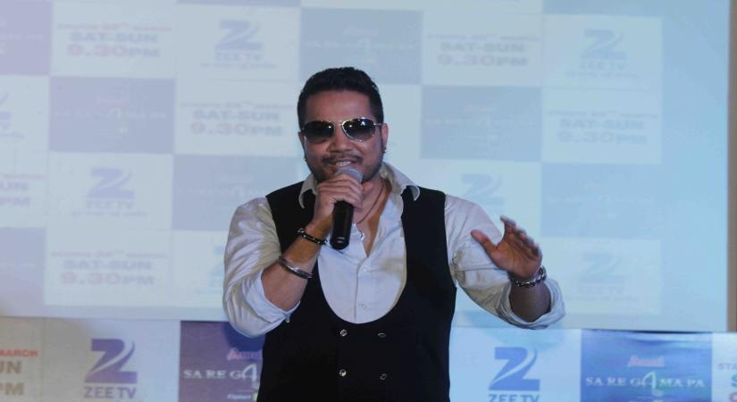Mika Singh turns rapper for TV show (File Photo: IANS)