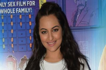 Actress Sonakshi Sinha