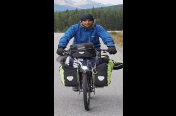 fter epic Alaska-Andes ride, adventure cyclist Dhruv Bogra eyes Iceland, Siberia, Mongolia