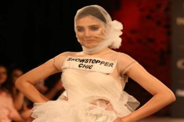 Designer Tarun Tahiliani presents his annual couture collection
