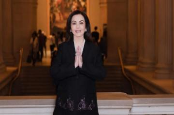 Nita Ambani Elected to the Board of The Metropolitan Museum of Art (New York) - the First Indian Trustee in the Museum's 150 Year history
