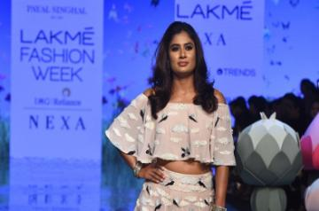 Showstopper Mithali Raj, Captain of Indian Women Cricket Team for Payal Singhal