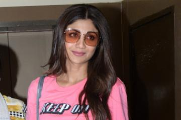 Actress Shilpa Shetty. (File Photo: IANS)