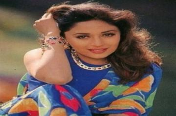 Madhuri recalls working with late Rishi Kapoor, Saroj Khan