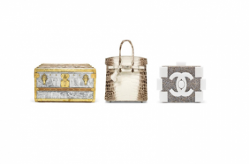 Christie's presents Hermès, Louis Vuitton, Chanel handbags online auction