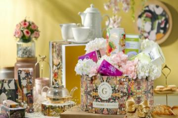 The luxury tea trove by Anamika Khanna