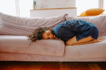 Medicinal cannabis for relief from menstrual cramps