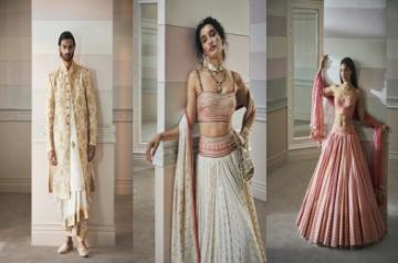 Tarun Tahiliani's SS'21 Timeless Collection